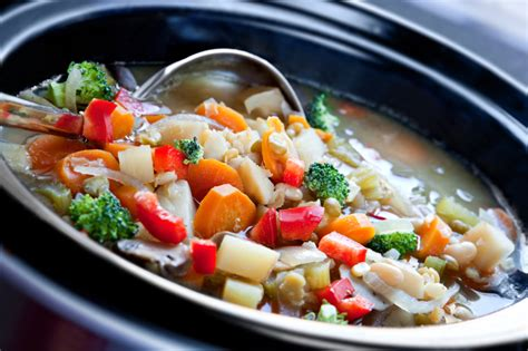 recipe for crock pot vegetable soup 21 favorite crock pot recipes soups view from home