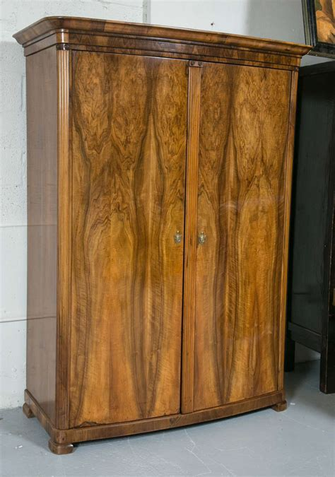 Biedermeier Armoire by 19th Century Biedermeier Armoire Chest For Sale At 1stdibs