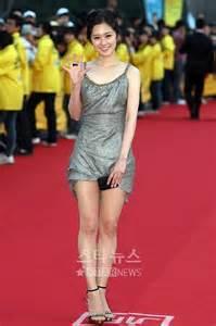 film thailand jang nara chanmi s star news jang nara at a film festival