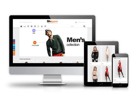virtuemart template free virtuemart template clothes