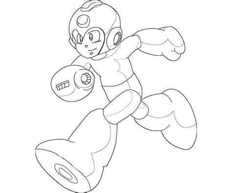 mega man coloring pages coloring pages