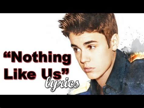 justin bieber nothing like us krafta justin bieber quot nothing like us quot acoustic lyric break down
