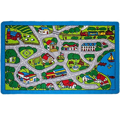 road rug learning through play road rugs for cars