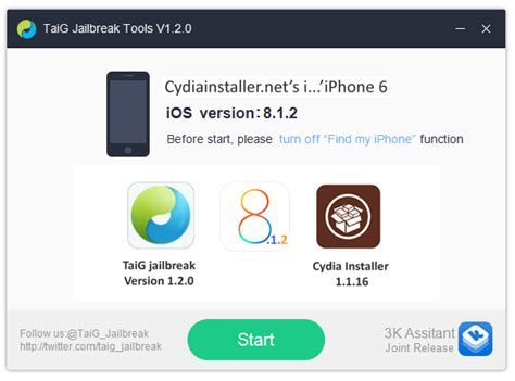 full download how to install cydia on ios 9 2 1 without cydia download for ios 8 1 2 download taig 1 2 0