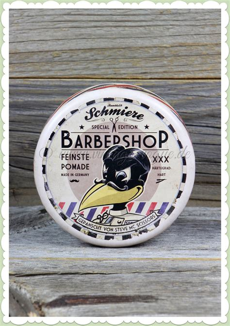 50er Jahre Tolle by Rumble59 50er Jahre Tolle Schmiere Haarpflege Pomade
