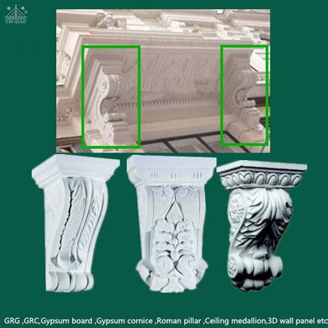 Grc Board Deco Panel 6mm 17 best images about gypsum grg grc decorative products on l bases ceiling