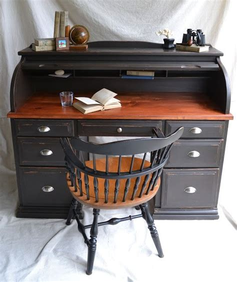 black roll top desk 17 best images about roll top desk redo on