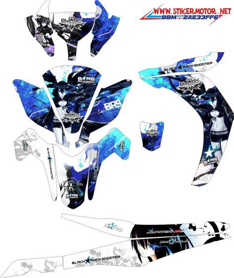 Sticker Striping Motor Klx 150 Ls Design 30 jupiter z stikermotor net