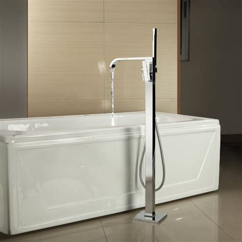Shower Faucets Sets by Luxury New Crhome 50041 Floor Stand Faucets Bathroom