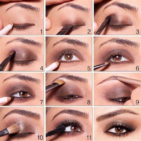 10 Brown Smokey Eye Tips by Top 10 Fall Brown Smoky Eye Tutorials Brown Smokey Eye