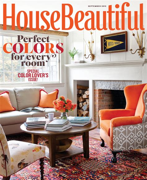 House Beautiful Magazine | september 2015 house beautiful shopping resources