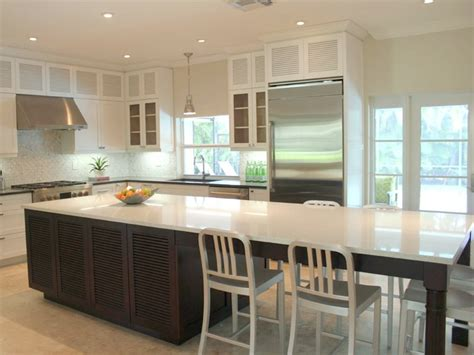 long island kitchens 20 kitchen island with seating ideas home dreamy