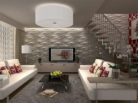wohnzimmer 3d 3d wandpaneele wohnungs design wandverkleidung dekor