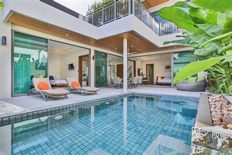phuket 3 bedroom villa 3 bedroom private pool villas for rent at ka villa rawai