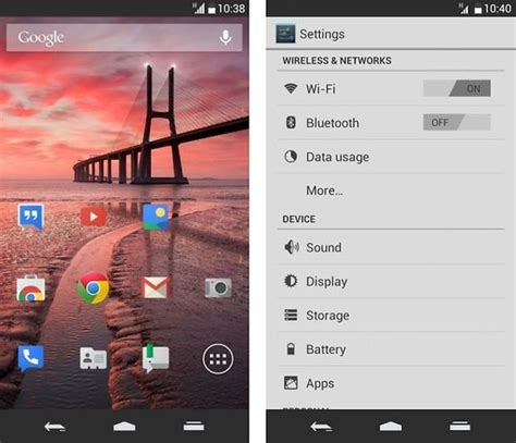 themes htc 620 new coats of paint 5 themes for your custom rom androidpit