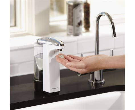 automatic soap dispenser kitchen