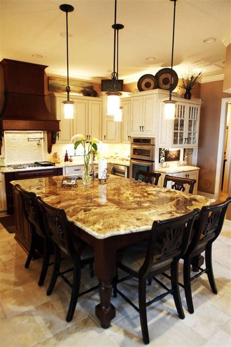 granite top island kitchen table large kitchen islands tables eat in kitchens banquette
