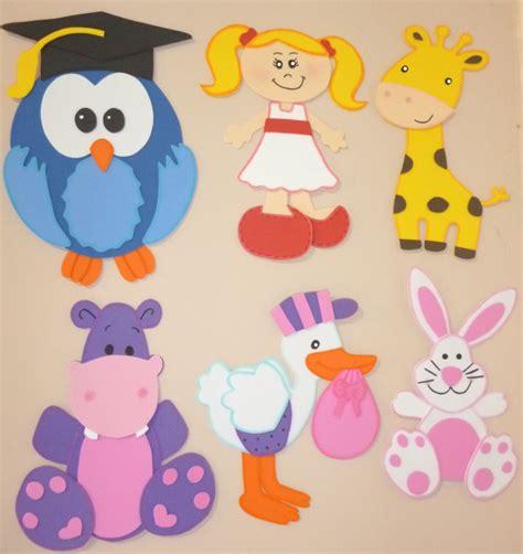 imagenes de animales en foami como hacer figuras de animales en foami imagui