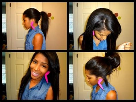 types of sew ins black women sassysecret com clip in install i m done with uparts