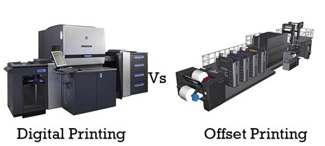 Printer Offset Digital is offset printing higher than digital printing sai