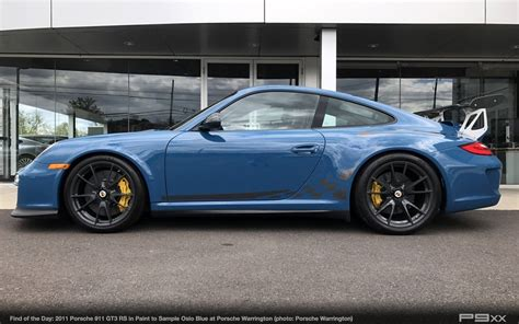 porsche blue paint code in market paint to sle oslo blue 2011 porsche 911 gt3