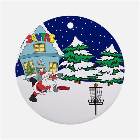 frisbee ornament disc golf ornaments 1000s of disc golf ornament designs