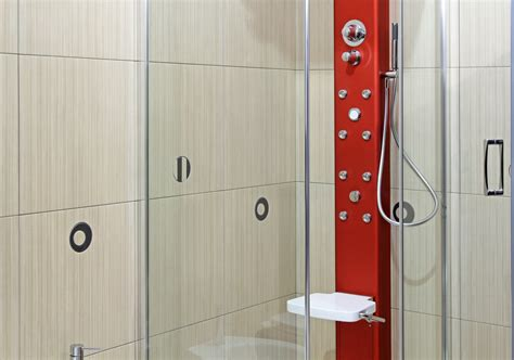 how to install a swinging shower door how to install a hinged shower door caldwell plumbing