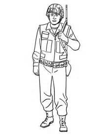 soldier coloring pages how to draw a soldier in armed forces day coloring page
