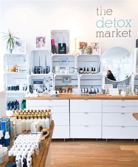 The Detox Market Sale by 10 Of The Best Designed Stores In Toronto