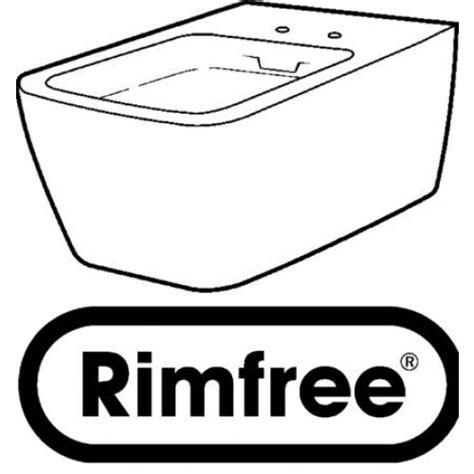 Rimfree Wc Preis by Keramag It Tiefsp 252 L Wand Wc Rimfree Inkl Wc Sitz