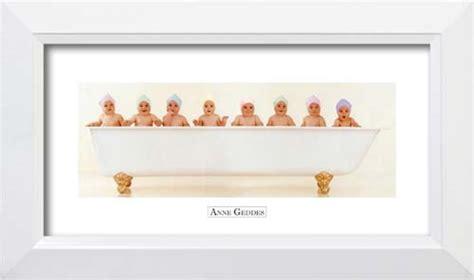 babies in a bathtub bathtub babies framed canvas art