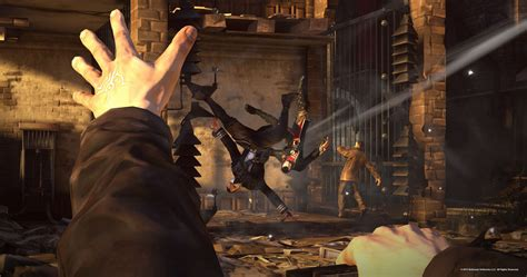 Dishonored Of Outsider Pc Version dishonored megagames