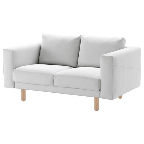 ikea white sofa norsborg two seat sofa finnsta white birch ikea