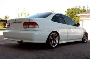 Jdm civic coupe 97 though the 96 00 honda civic