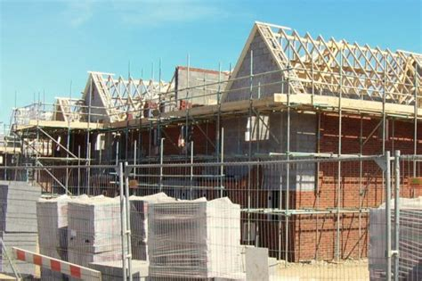 building new house new build houses at r and b building services