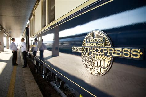 At The Orient Express by Travel On The Iconic Orient Express With Just Journey West