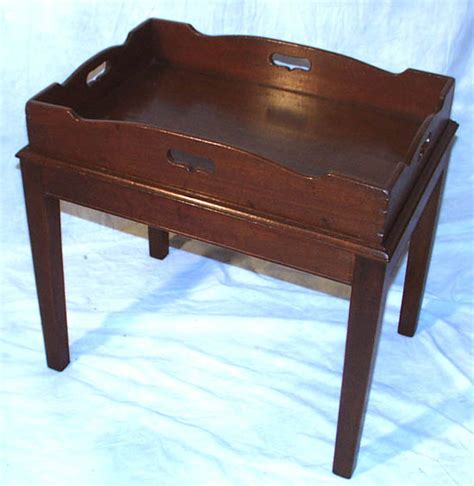 antique coffee table for sale antique georgian mahogany butler s tray coffee table for