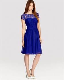 blue dress coast dress lisanne in blue lyst