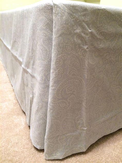 best bed skirt best 25 make a bed ideas on pinterest coverlet bedding