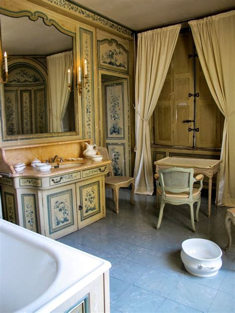 bathroom in french bathroom in french chateau baths and powder rooms