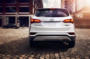 Hyundai Connected Care Package 2018 Hyundai Santa Fe Sport Adds Value Package