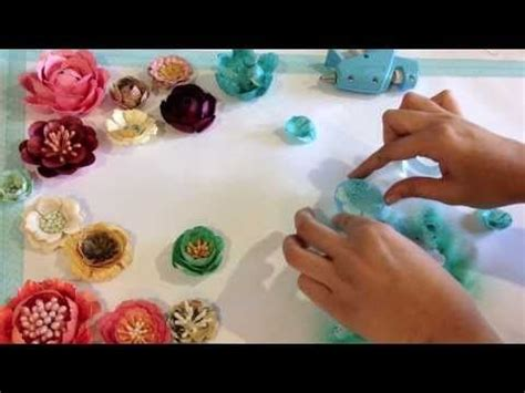 Make Your Own Paper Flowers - the world s catalog of ideas