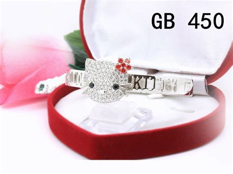 Gelang Anak Hello jual perhiasan set pusat perhiasan hello