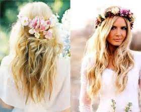 hippie hairstyles for hair hippie hairstyles 2015