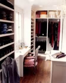 Makeup Vanity In Closet A Girl S Walk In Closet Design Ideas