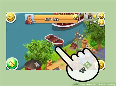 How To Send Gift Cards On Hay Day - how to get gift cards on hay day 10 steps with pictures