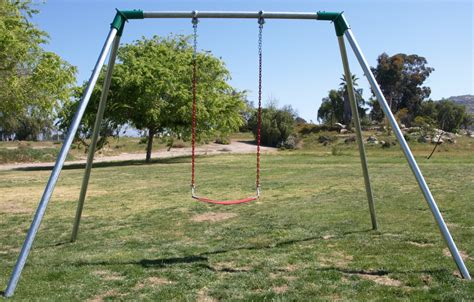 metal swings metal swing frames jensen swing