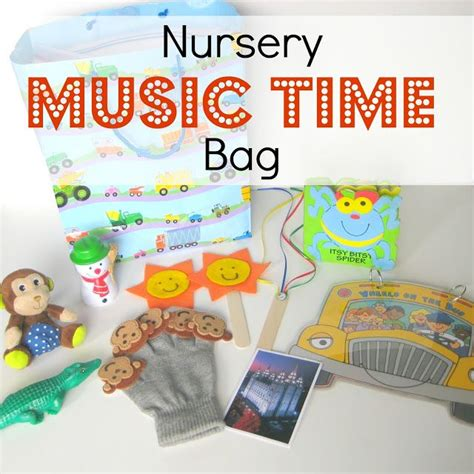 sugardoodle nursery ideas nursery leader bag church ideas