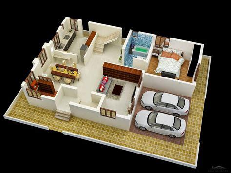 duplex house plan at gharplanner 187 arab arch
