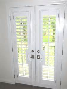 Bow Window Coverings french doors with shutters french patio doors in st louis
